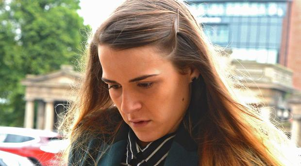 Gayle Newland was jailed for eight years in 2015 after being convicted of three charges of sexual assault