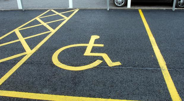 The scheme covers both disabled and parent and child spots.