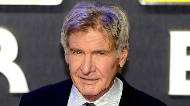 Harrison Ford broke his leg on the Millennium Falcon spaceship while filming Star Wars: The Force Awakens