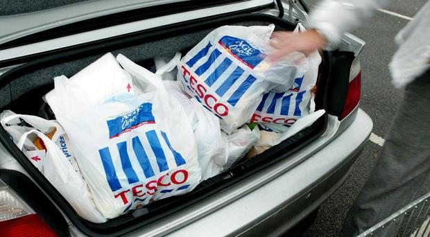 The move is understood to have hit online sales rather than products in Tesco stores.