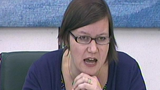 Public Accounts Committee chairwoman Meg Hillier