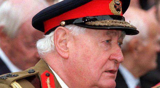 Lord Bramall labelled the doomed £2.5 million probe
