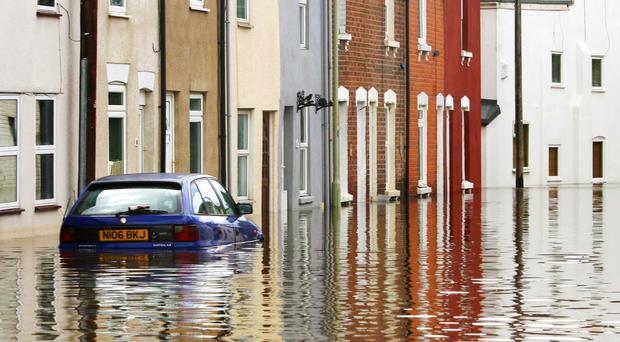 More than 1,200 residential properties have been granted planning permission in the last five years against the advice of the Environment Agency over flood risk