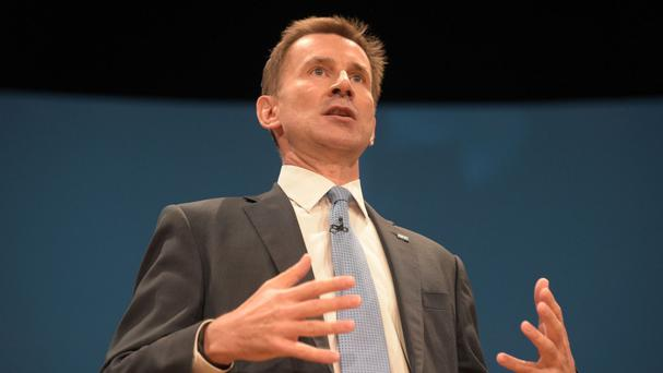 Health Secretary Jeremy Hunt will set out his plans in a speech at the Royal College of Obstetricians and Gynaecologists