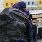 Theresa May has announced a package designed to prevent homelessness by intervening to help individuals and families before they end up on the streets