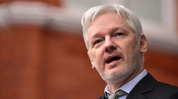 WikiLeaks founder Julian Assange has been living inside the Ecuadorian Embassy in London for over four years