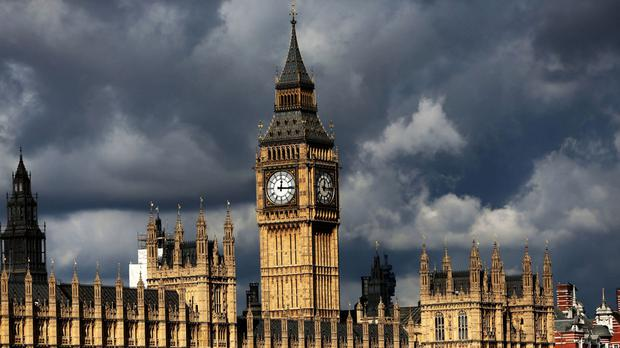 A 23-year-old man has been arrested and bailed by police investigating an alleged rape at the Houses of Parliament