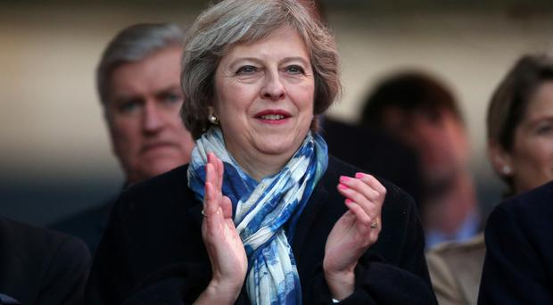 Prime Minister Theresa May said everybody should do the best they can