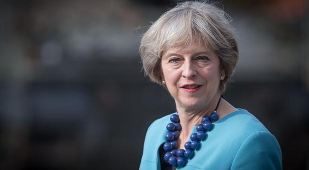 Theresa May acknowledged there had been