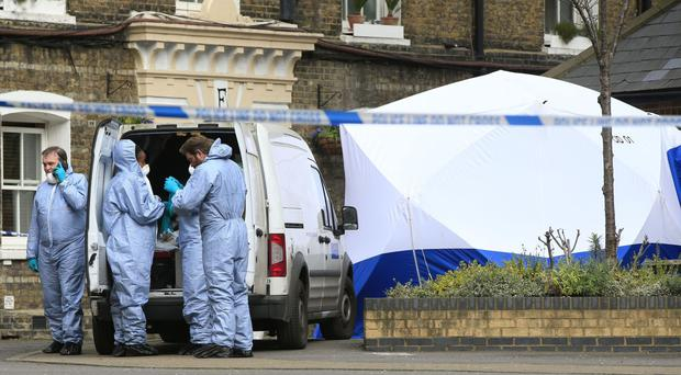 Gordon Semple's remains were discovered at a property on the Peabody Estate, south London, earlier this year