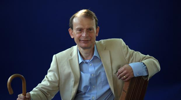 Andrew Marr had a stroke in January 2013, spending two months in hospital and undergoing extensive physiotherapy to help him walk