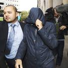 Mazher Mahmood, right, was found guilty of plotting to pervert the course of justice