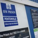 An inmate died after an attack at Pentonville Prison