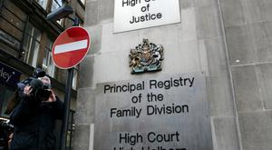 The ruling followed a hearing in the Family Division of the High Court in London.