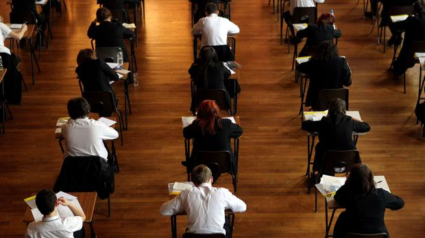 One Northern Ireland school issued nearly 800 suspensions in that three-year period.