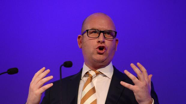 Former Ukip deputy leader Paul Nuttall is a the centre of speculation that he will run for the leadership of the party following a tweet by high-profile donor Arron Banks