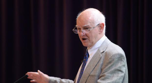 Sir Howard Davies, chairman of the Airports Commission