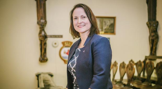 Devon and Cornwall's police and crime commissioner Alison Hernandez denies any wrongdoing (Devon and Cornwall Police/PA)