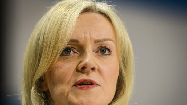 Justice Secretary Liz Truss said the statistics