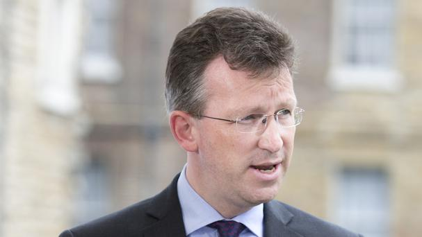 Attorney General Jeremy Wright said rape victims must be encouraged to come forward to police