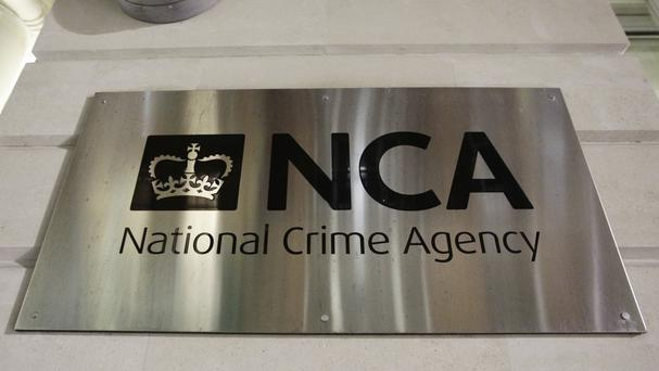 The National Crime Agency said the couple's conviction removed a money laundering facility on which numerous other criminals depended