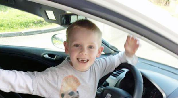 Luke Jenkins died in 2012 aged seven after also undergoing heart surgery to correct a congenital heart defect