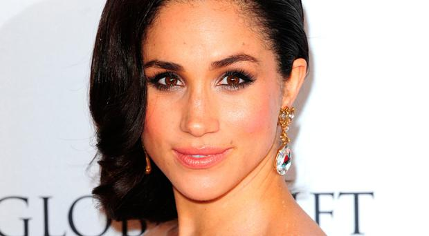 Star attraction: Meghan Markle