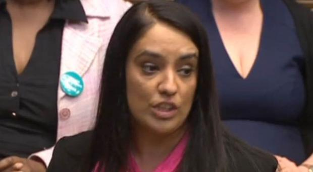 "Naz Shah, the Labour MP for Bradford West and a member of the Home Affairs select committee, told the programme the proposed legislation is seen as ""Islamaphobic and racist"" in her constituency."