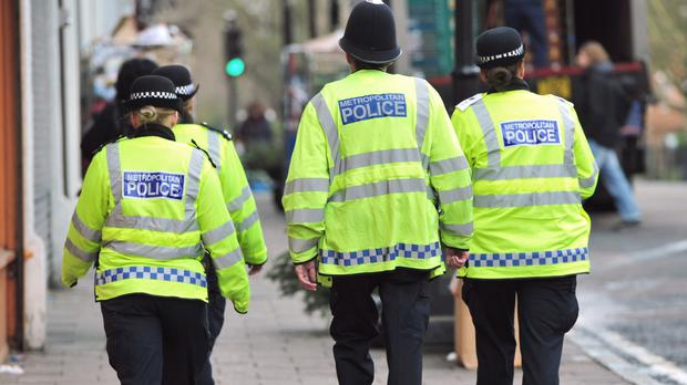 Police say officers were called to Humberstone Gate, near the junction with Charles Street, just before 5pm on Tuesday