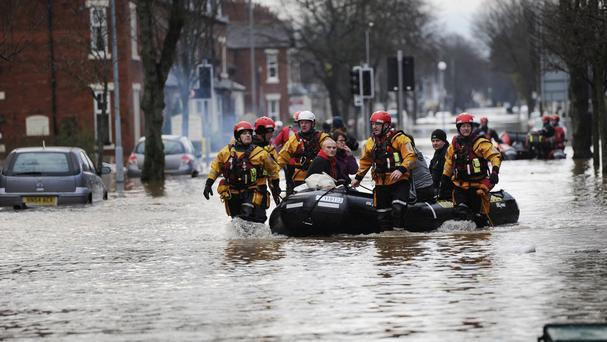The Environment, Food and Rural Affairs Committee has called for the creation of a national floods commissioner for England