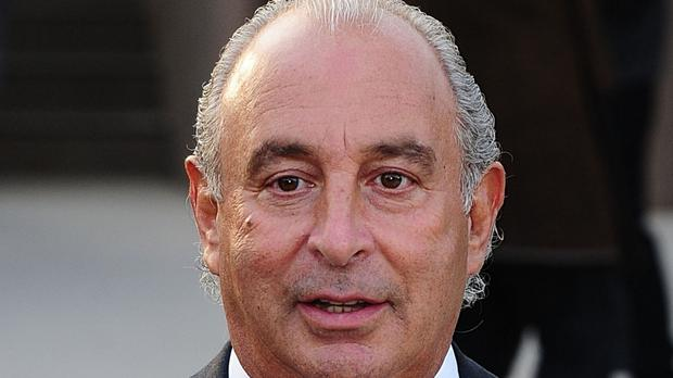 Sir Philip is '£100m short' of BHS pension deal
