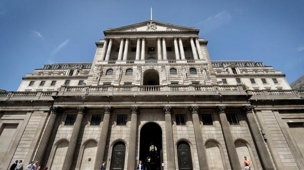 The Bank of England kept interest rates on hold