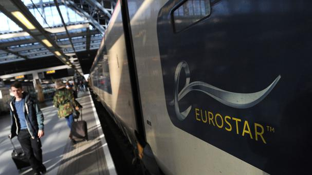 Eurostar said services between London and Amsterdam are due to begin at the end of next year