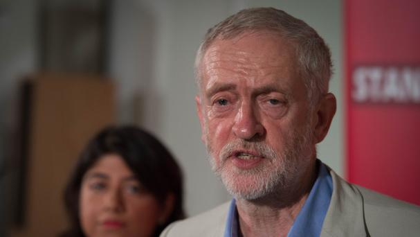 Labour leader Jeremy Corbyn has called on Theresa May to set out her Brexit negotiating terms to Parliament