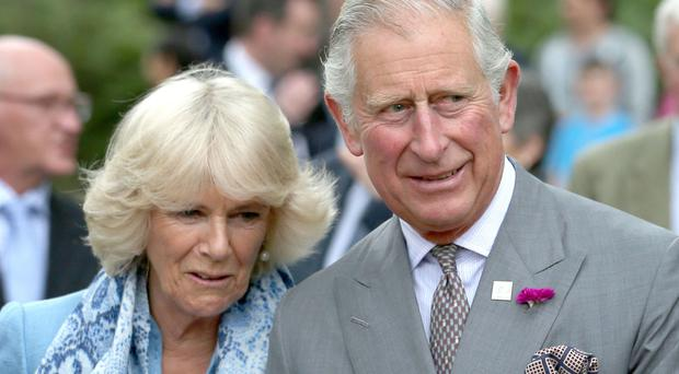 Charles and Camilla will undertake 50 engagements in seven days