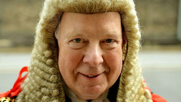 Lord Thomas is the Lord Chief Justice