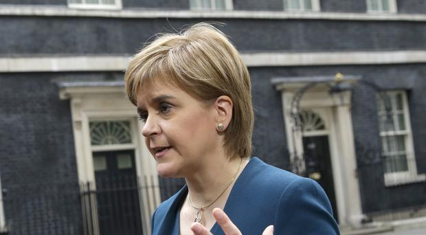 Nicola Sturgeon is to set out her own alternative economic policy.