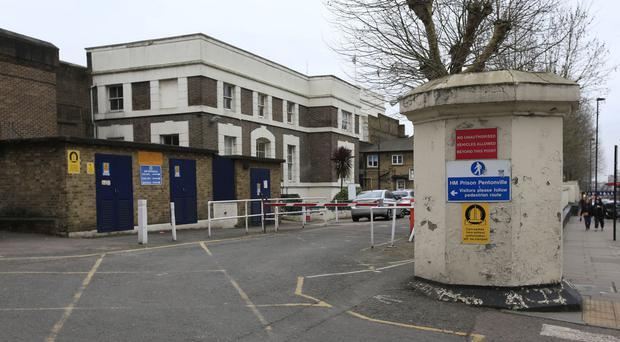 Two inmates have escaped from Pentonville prison, it has emerged