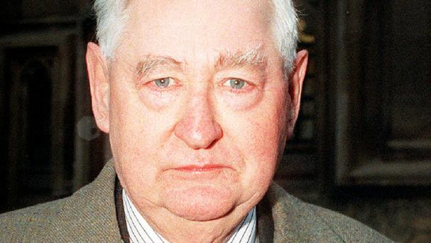Officers searched Lord Bramall's home as he had breakfast with his terminally-ill wife