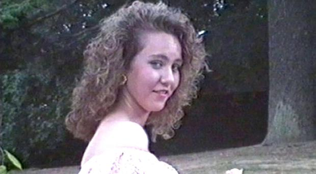 Nicola Payne was last seen as she walked to her parents' home across waste ground in Coventry on December 14 1991 (West Midlands Police/PA)