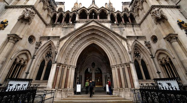 The ruling was made at the High Court in London