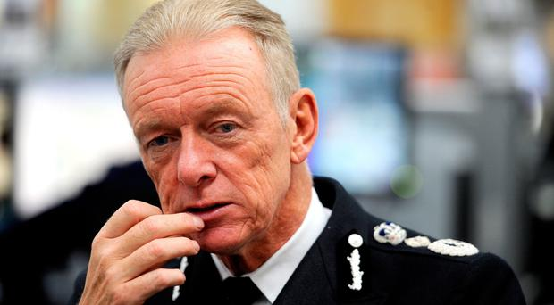 Apology: Sir Bernard Hogan-Howe