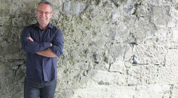 Mike McCormack scooped the Goldsmiths Prize 2016 for Solar Bones