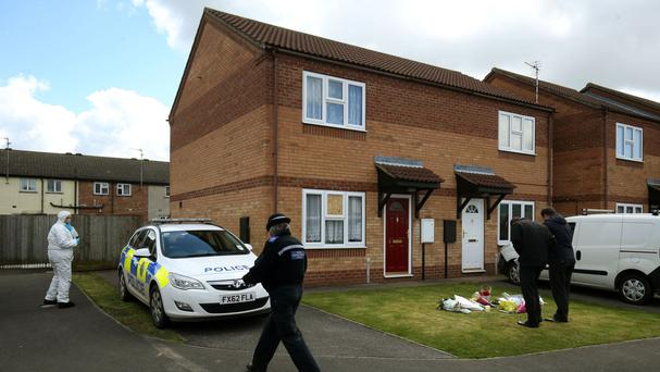Elizabeth Edwards and her 13-year-old daughter Katie were murdered at their home in Spalding, Lincolnshire, in April
