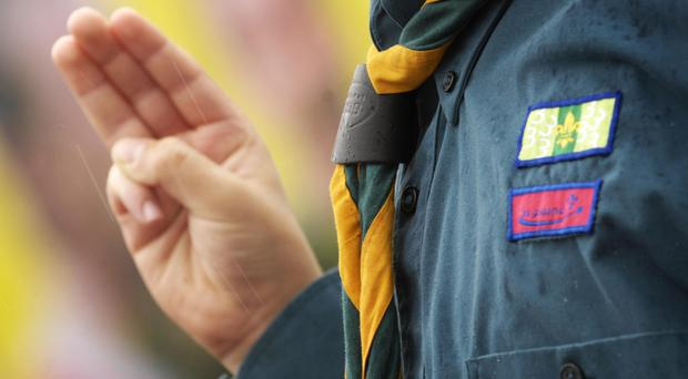 Researchers found that being a Scout or Guide can help youngsters have better mental health in later life