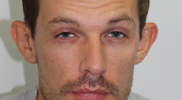 James Whitlock is still being sought by police (PA/Metropolitan Police)