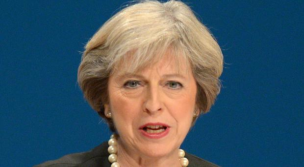 Prime Minister Theresa May has been warned she is