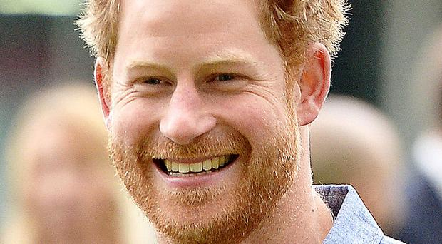 Harry announced Sydney as the next venue for the Invictus Games, his Paralympic-style sporting spectacle
