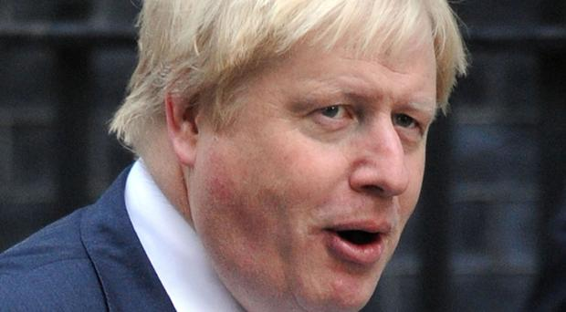 File photo dated 11/10/16 of Foreign Secretary Boris Johnson, who has snubbed an emergency EU foreign ministers' meeting called to discuss Donald Trump's shock US election victory.