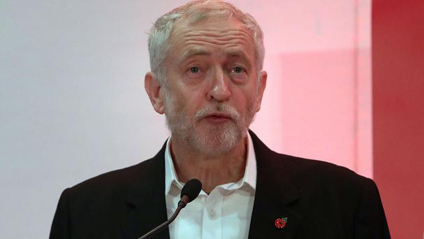 Jeremy Corbyn has said that US president-elect Donald Trump needs to 'grow up'
